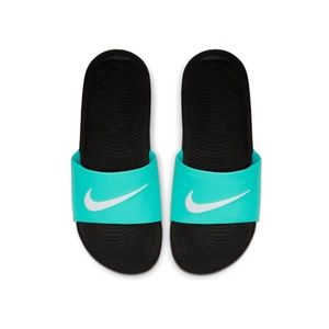 "BNWT Nike || ""Kawa"" Signature Slide Sandals"